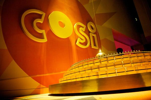 COSI Gala 2012