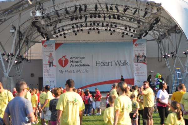 Heartwalk 2013