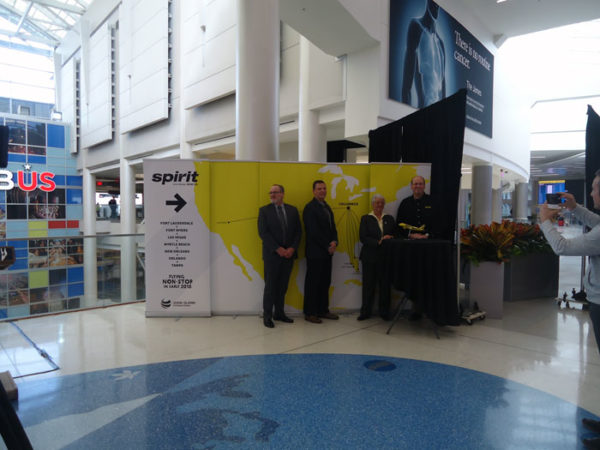 Columbus International Airport Airline Reveal