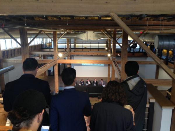 The Idea Foundry Press Conference
