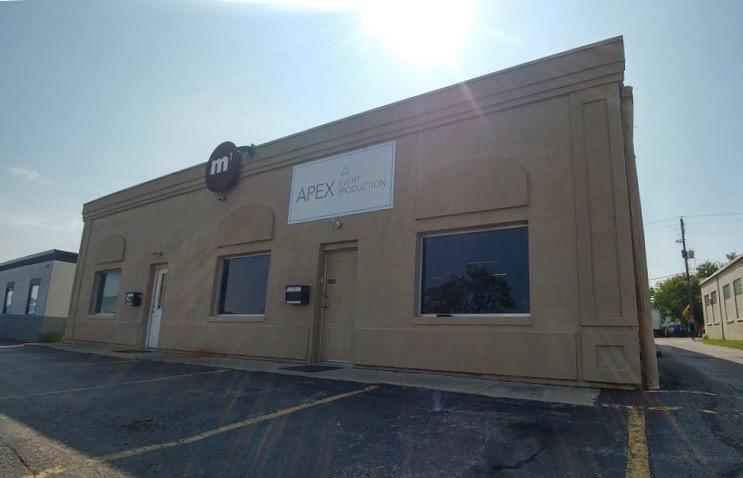 apex event production central ohio