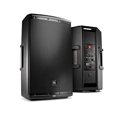 "rent a JBL EON615 1000W 15"" Powered Speaker in ohio at apex event pro"