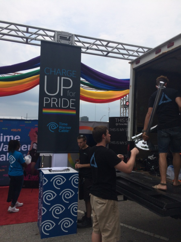 Gay Pride Festival 2014