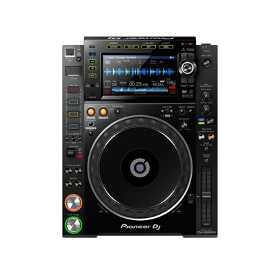 rent a Pioneer CDJ2000nxs2 at apex event production in Ohio