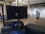 rent sound equipment in ohio at apex event production