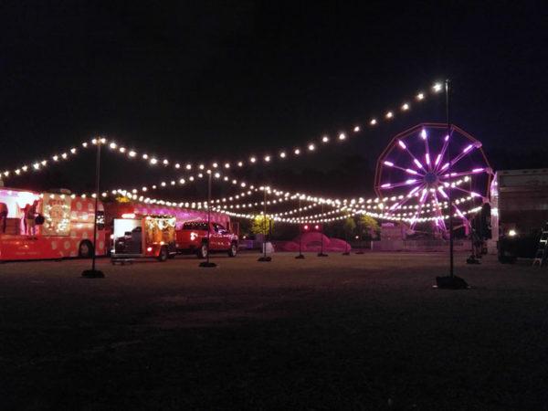 rent bistro lights in columbus ohio