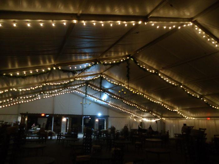 rent bistro lights in columbus ohio at apex event pro