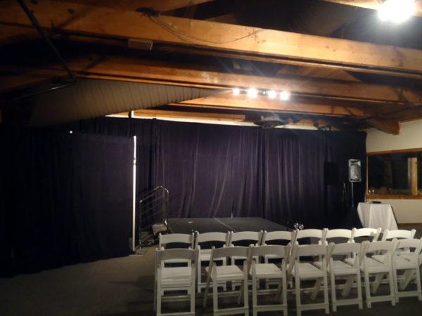 rent drapes in columbus ohio at apex event pro