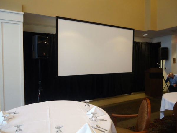 rent backdrop drapes in columbus ohio at apex event production