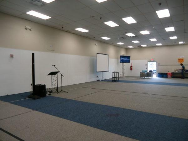 rent projector in columbus ohio at apex event pro