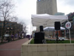 rent audio equipment and speakers in columbus ohio at apex event pro