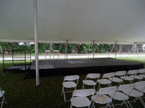 rent stage in columbus ohio at apex event pro