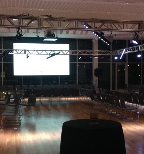 rent lights and audio in ohio at apex event production