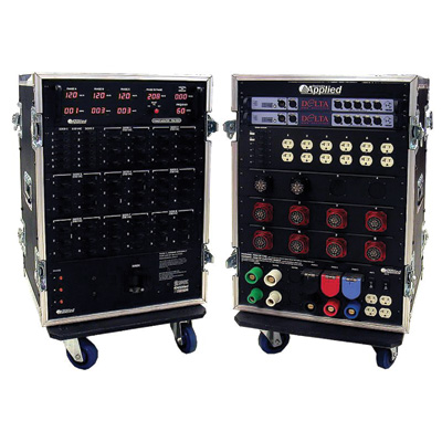 rent power distribution rack from apex event pro in central ohio