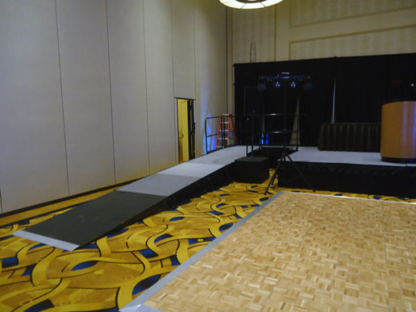 rent a wheelchair ramp in ohio at apex event production